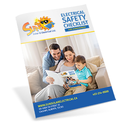 electrical safety checklist booklet cover