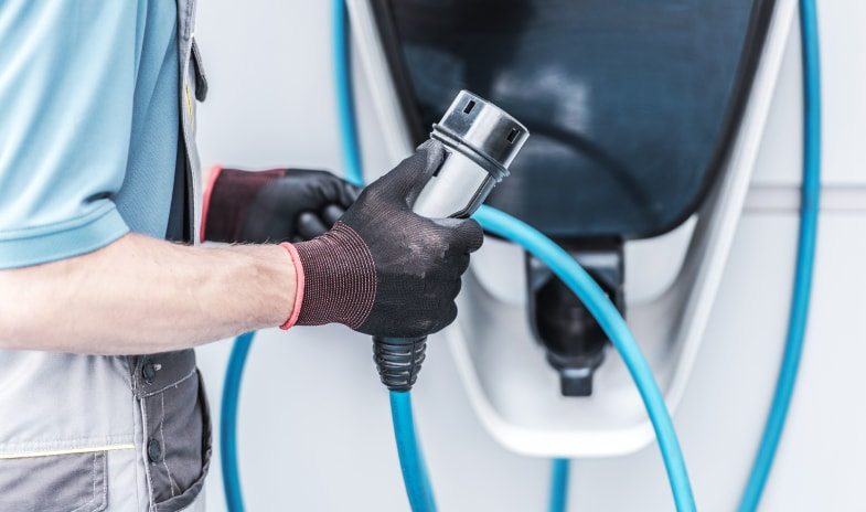 FAQ for EV Charger Installation